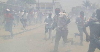 Exclusif: Vidéo de la répression violente du G6 à Ziguinchor