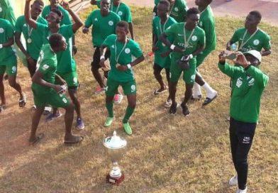 Vainqueurs de la coupe du Sénégal: Les juniors du Casa Sport dansent «Essamaye» au stade LSS