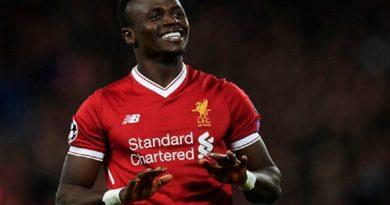 Premier League: Sadio Mané rentre dans l'histoire des panthéon avec son 100 ème buts