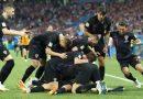 Russie 2018: La Croatie affronte la France en finale