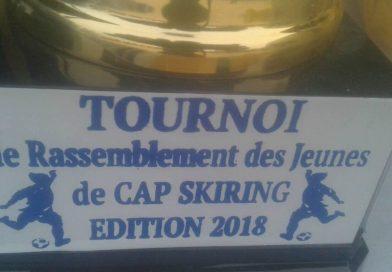Cap Skirring-15e édition du Tournoi de Rassemblement des jeunes: L'Asc Cap Centre remporte le trophée au détriment de l'Asc AKM par 1 but à 0
