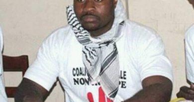 Guy Marius Sagna persiste et signe «Il faut arrêter l'ethnisme politique de Macky Sall»