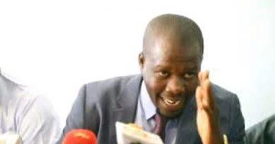 Appel à la résistance de l'opposition: Mouhamed Lamine Massaly rame à contre courant