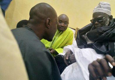 Visite à Touba le lendemain de la validation de sa candidature: Sonko «suit» les pas de Macky Sall de 2012