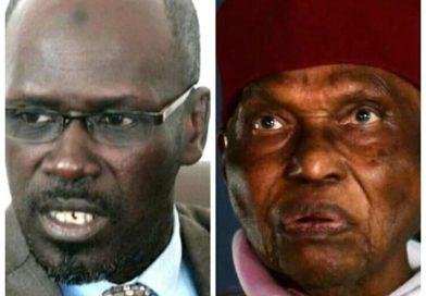Seydou Guèye à Wade: «Seuls les candidats à l'élection présidentielle sont autorisés à battre campagne»