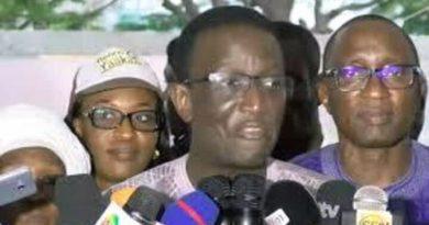 Victoire de Macky Sall à Grand Yoff: Amadou Bâ mise les réalisations du PSE dans la commune