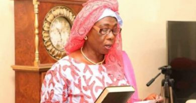 Brouille à la Présidence de Gambie: Dr Isatou Touray remplace Ousainou Darboe