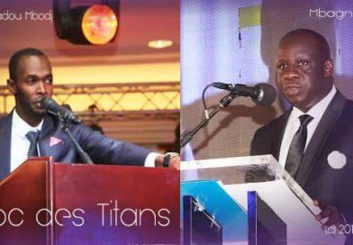 Choc des leaders de Calebasse awards et de cauris d'or: Pape Amadou Mbodj de Spécial events au Canada et Mbagnick Diop Souche à Dakar