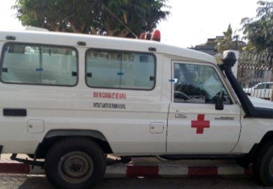 Amélioration du plateau technique: Des districts de 5 régions du sud dotés d'ambulances médicalisées