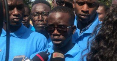 COUD: Les étudiants exigent le remplacement de Cheikh Omar Hann