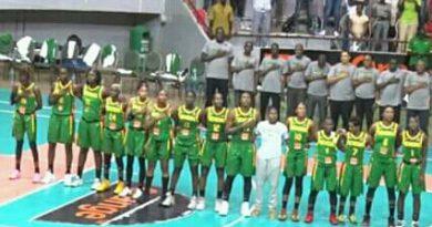 Finale de l'Afrobasket féminin: Les Lionnes tombent encore devant le  Nigeria