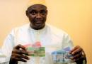 Mise en circulation du nouveau Dalasis: Barrow efface Jammeh