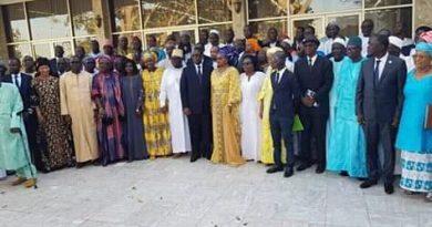 Dialogue national: Famara Ibrahima Sagna a affecté les salles aux différentes commissions