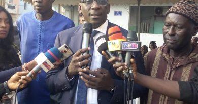 Modernisation de la Commune de Yoff:Abdoulaye Diouf Sarr promet la construction de deux buildings administratifs