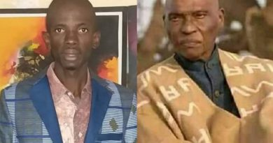HOMMAGE AU PRESIDENT SENEGALAIS ABDOULAYE WADE PAR UN JEUNE CITOYEN APOLITIQUE (Par Alassane Rane Junior Ndiaye)
