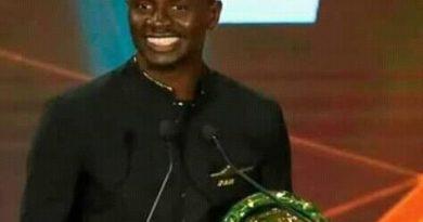 CAF Awards : Pas de successeur pour Sadio Mané en 2020