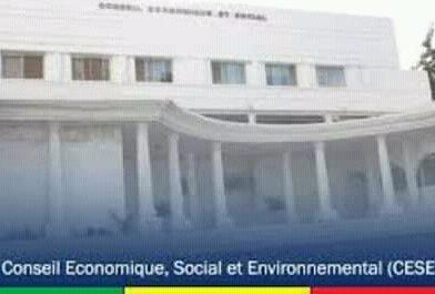 Nécrologie: Aminata Touré présidente du CESE fait part du rappel de Magaye Gaye membre de l'institution