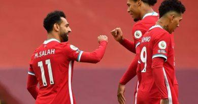 Premier League/2020-2021: Le champion en titre domine en ouverture Leeds (4-3)