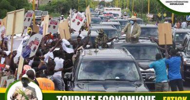 Accueil populaire à Fatick: Le président Macky Sall laisse tout le monde perplexe sur le 3 ème mandat