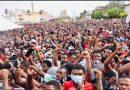 Forte mobilisation des Guinéens à Dakar: Les manifestants lancent un signal fort à Alpha Condé