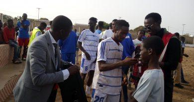 Championnat régional de Dakar: FCB de Bambilor a battu Kenza de Sébikotane 1 à 0.