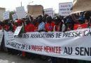 Intimidation, musellement et précarité : La pression sénégalaise dans la rue le 3 mai