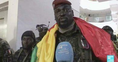 Dernière minute/Guinée: Le CNRD présente la nouvelle charte pour la transition militaire