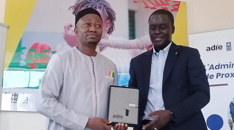 INNOVATION NUMERIQUE: Oussouye étrenne son « Espace Sénégal Services»!