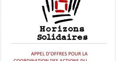 APPEL D'OFFRES POUR LA  COORDINATION DES ACTIONS DU  PROJET MUTUALISE NORMANDIE SENEGAL