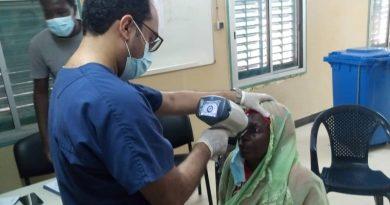 CAMP DE CHIRURGIE DE LA CATARACTE À DAKAR: Direct Aid et le ministère de la santé redonnent le sourire à 1500 personnes
